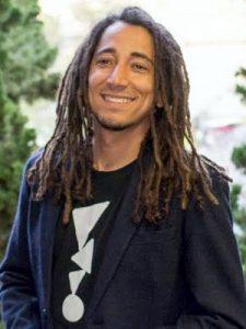 Fabiano Sabiá Pinheiro Brazilian-born Capoeira expert