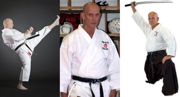 Bob Allen: Shotokan Karate