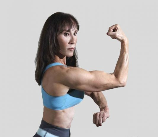 Malia Bernal Strength