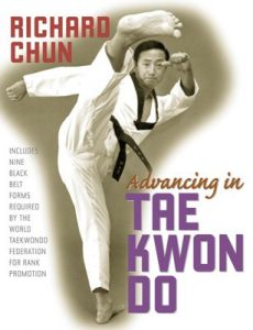 Richard Chun's Advancing in Tae Kwon Do