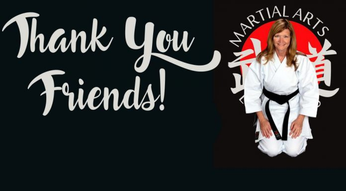 Thank you Friends!