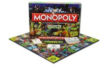 Teenage Mutant Ninja Turtles MONOPOLY® Games