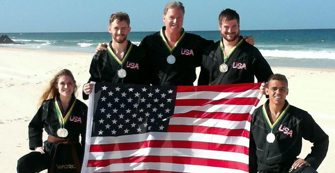 Gold Medal Team - AKT Combatives