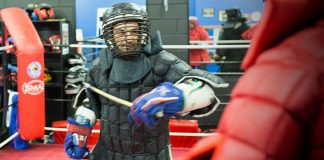 Reflex Martial Arts Centre Stick Fighting