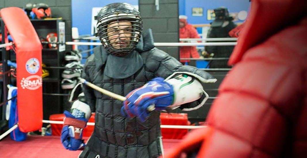 Reflex Martial Arts Centre Stick Fighting