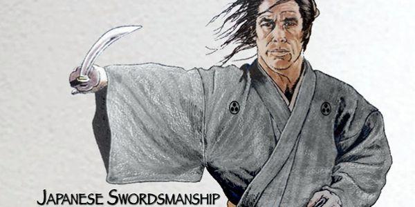 Shihan Dana Abbott and Japanese Swordsmanship