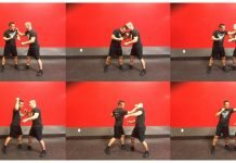 Self-defense Sequence