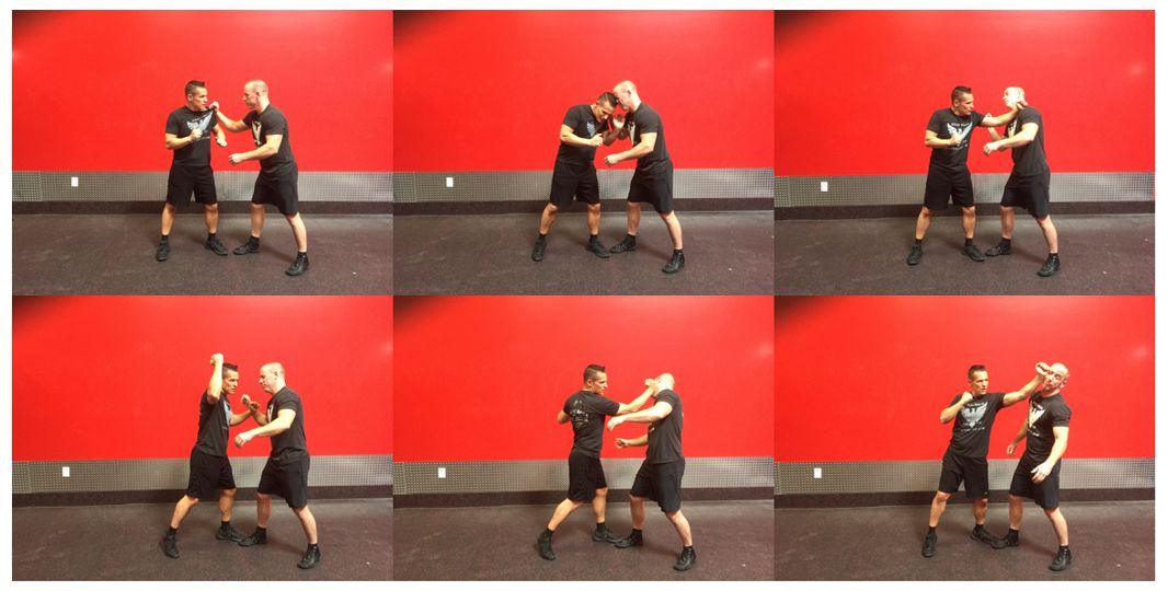 Self-defense Sequence