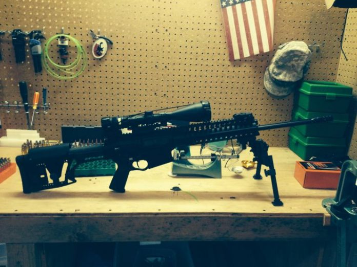 The AR 15 is NOT an assault rifle.