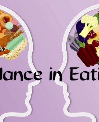 Balance in Eating and Diet