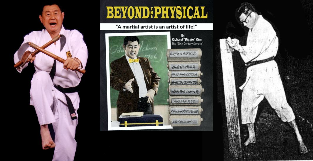 Beyond The Physical: A martial artist is an artist of life!
