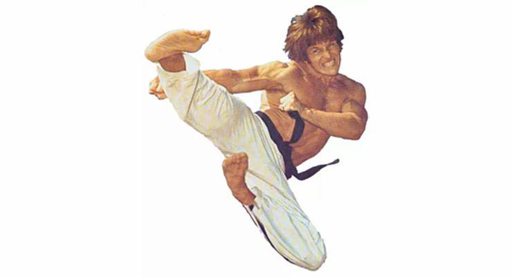 Sport Karate World Champion Joe Lewi