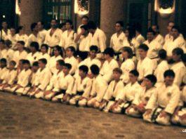 Soke Teruo Hayashi Teaching