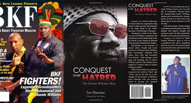 Conquest Over Hatred: The Donnie Williams Story