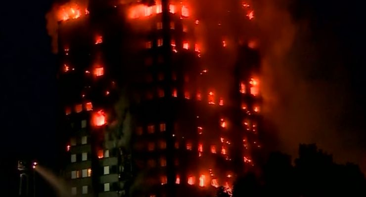 Survive a Fire in a High Rise Building