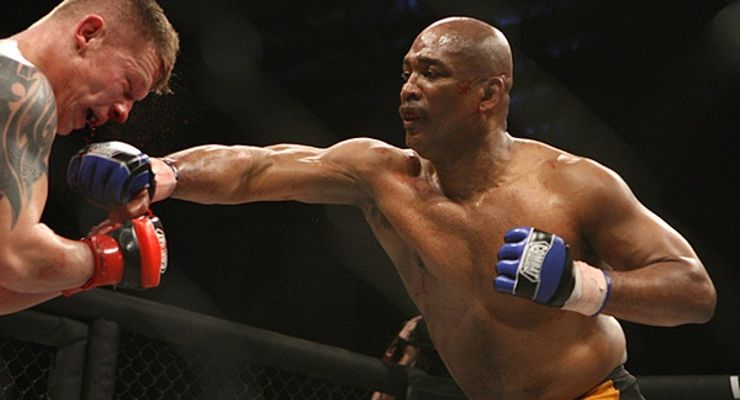 Dave Mandel vs Maurice Smith: Kickboxing and MMA