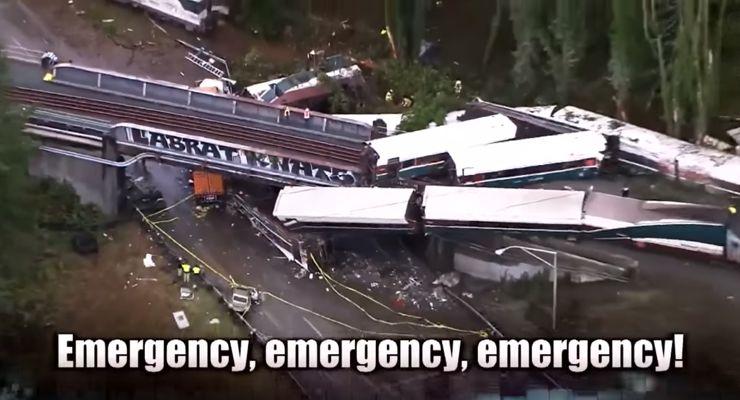 Survive a Train Derailment