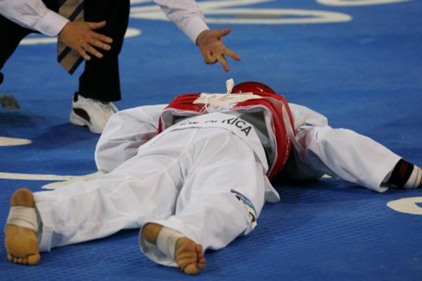 Typical Injuries in Martial Arts