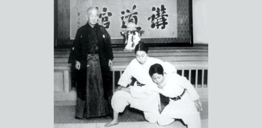 Jigoro Kano, Noriko Yasuda, Ayako Akutagawa