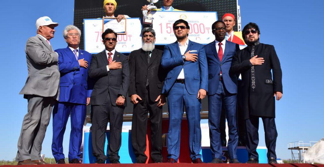 Kazakhstan Bids To Host First UNESCO Worldwide Traditional Games 2021