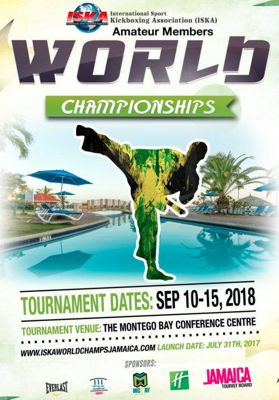 2018 ISKA World Championships – Tatami Sports