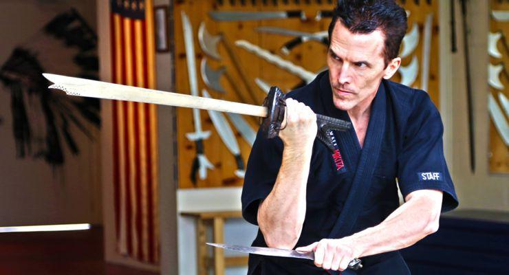 Mark Mikita: Fightology - The Study of Fighting