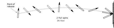 Figure 4 Itto's throw