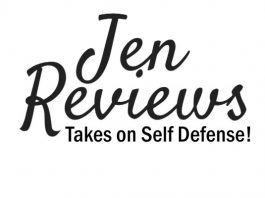 Jen Reviews takes on Self Defense