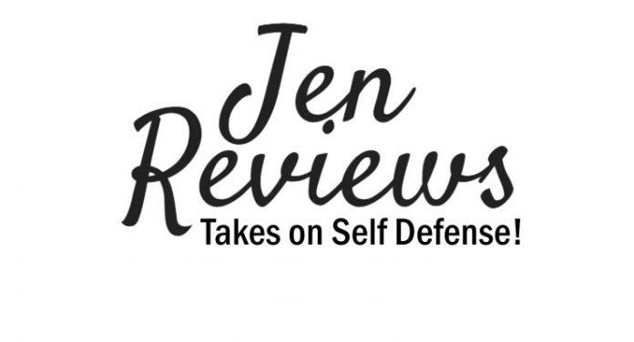 Jen Reviews takes on Self Defense
