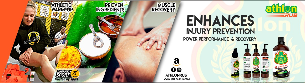 Athlon RUB Best Sport Warmup and Recovery