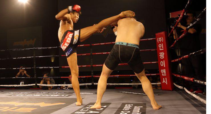 Young-Ook Lee vs. Jae-Uk Myung 154 lbs/ 70 kg