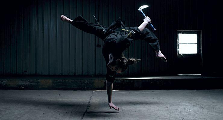Martial Artist Mackensi Emory