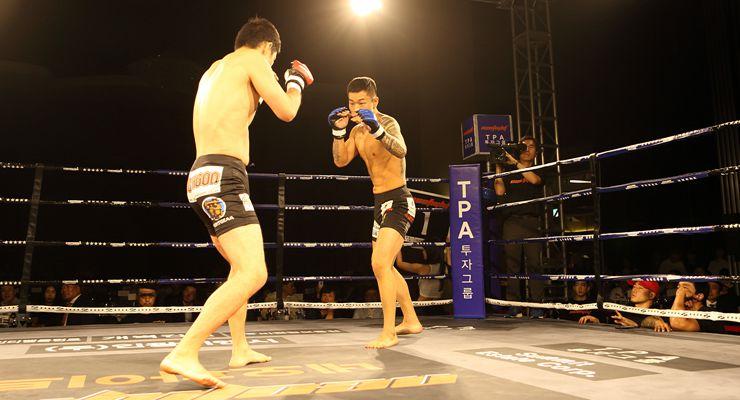 Sang-Hyun Park vs. Suh-Dae Kang 154 lbs/70 kg