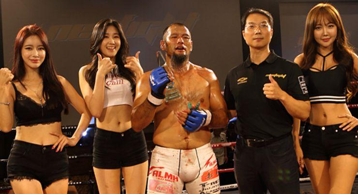 Yuta Nakamura Main Event Winner