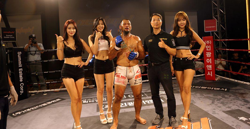 Yuta Nakamura Main Event Winner at NeoFight 13