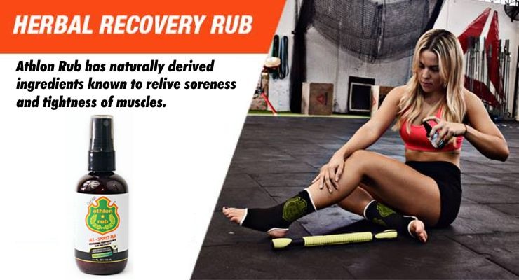 Athlon RUB Enhances Injury Prevention