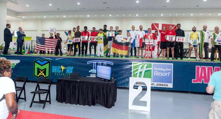 2018 ISKA Amateur World Championship Jamaica