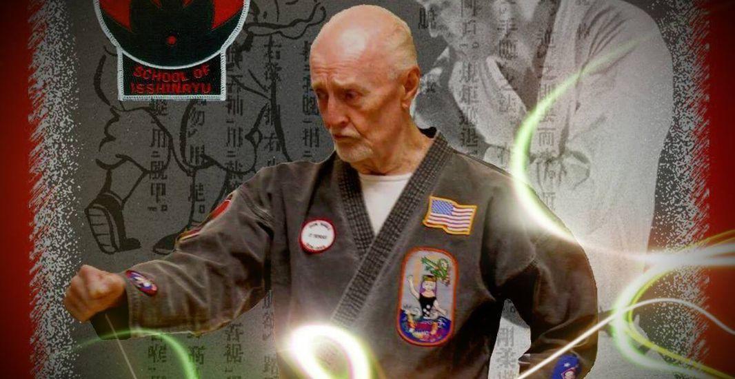 Ed McGrath Isshin-ryu