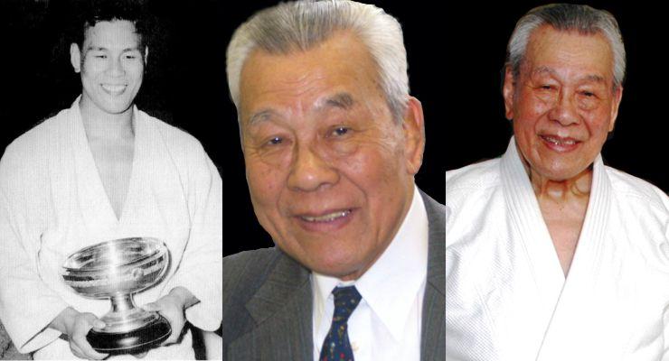 Toshiro Daigo: Judo