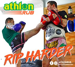Rip Harder with Athlon Rub