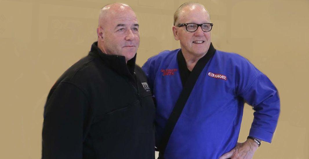 Bernard Kerik and Jeff Smith