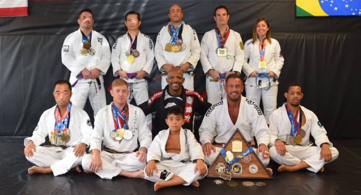 Primal Jiu Jitsu Training Center San Diego tournament winners.