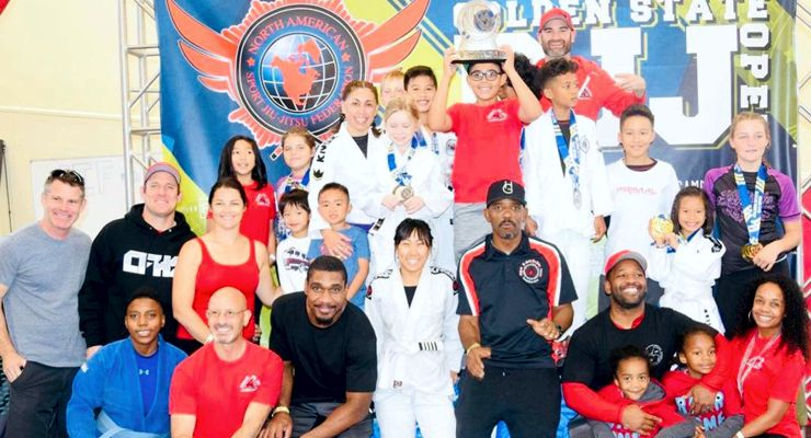 Primal Jiu Jitsu Training Center San Diego at the Golden State BJJ Open