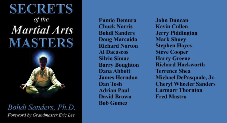 Secrets of the Martial Arts Masters Volume 1