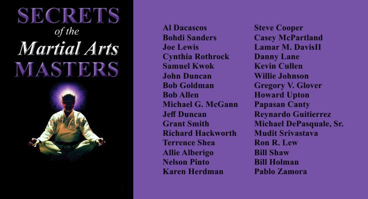 Secrets of the Martial Arts Masters Volume 3