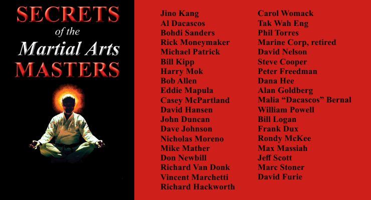 Secrets of the Martial Arts Masters Volume 2