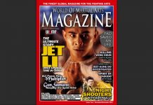 World of Martial Arts Magazine