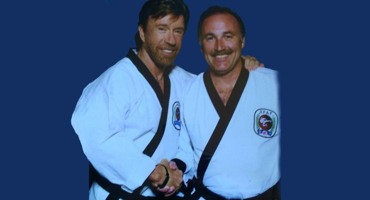 Chuck Norris and Jeff Scott: Tang Soo Do