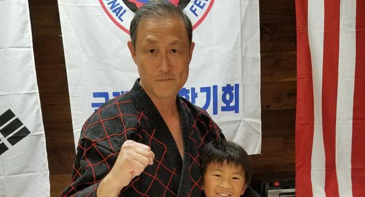 Jino Kang: Hapkido