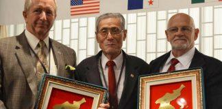 James Saffold, Hee Seok and Peter DeFosses